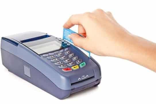 credit card machine services